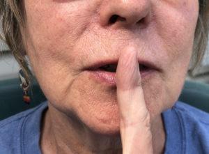 A Secret Shared is Not a Secret